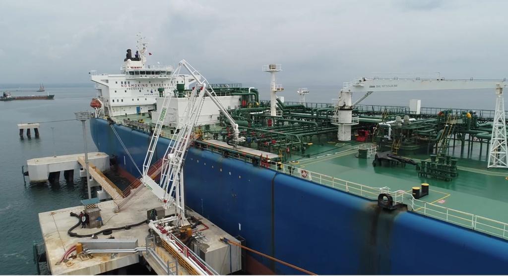 LPG Importation Vessel