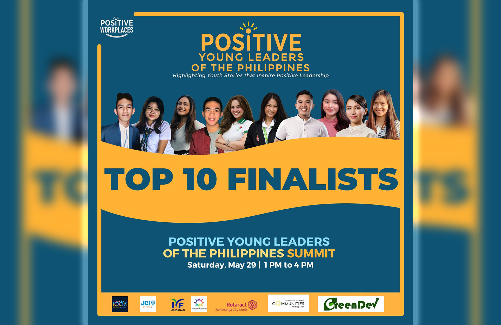 SPI young leaders grace the first-ever PYLP Summit