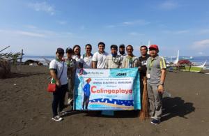 Volunteers support CaLingAplaya 2019