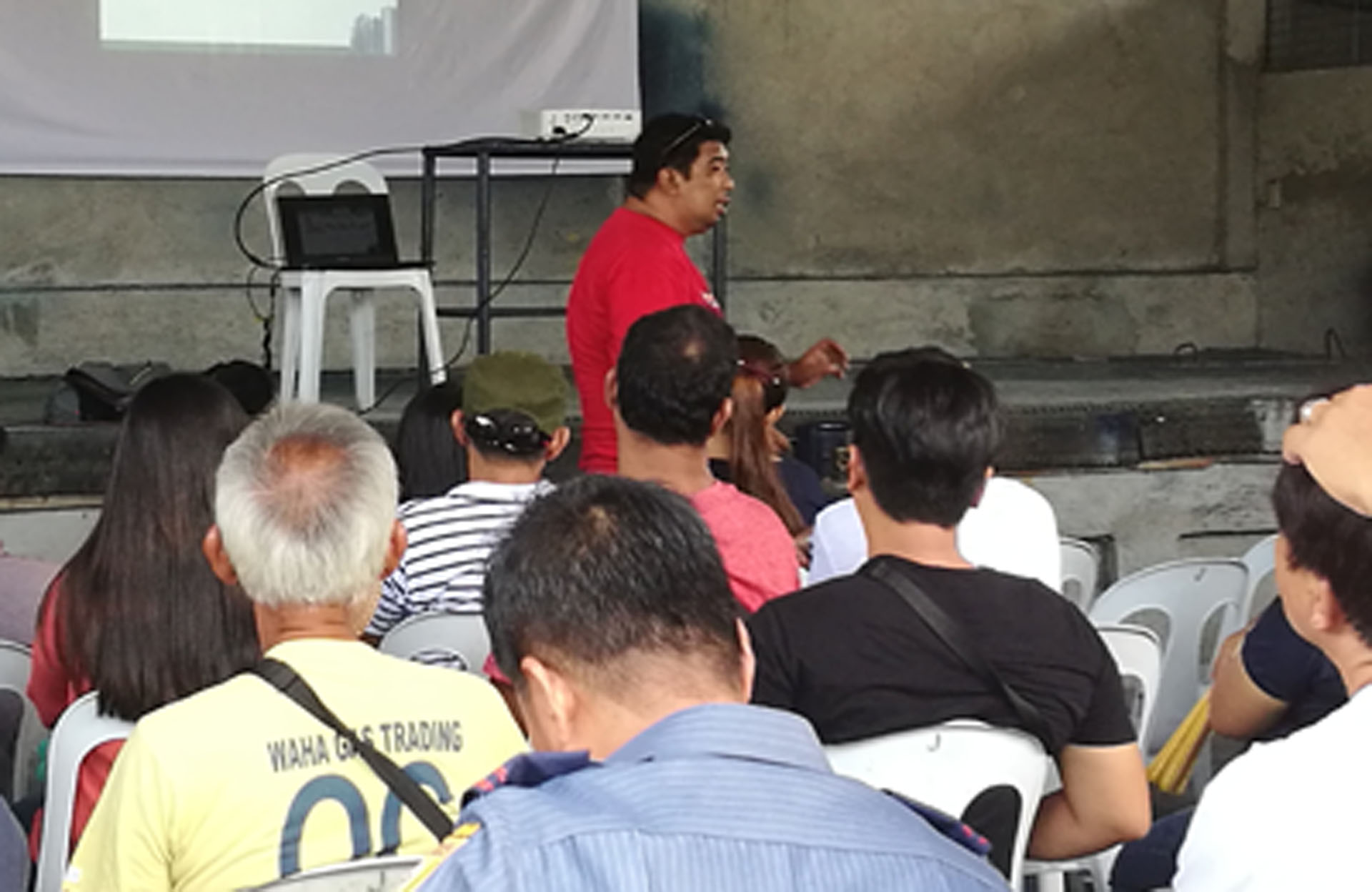 SPI holds City Gas seminar