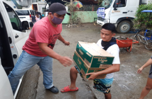 SPI sends help to victims of Typhoon Ulysses